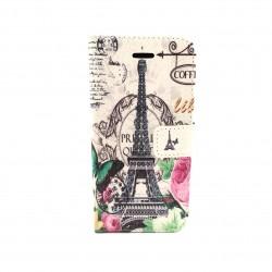 Samsung Galaxy S4 Mini funda con cartera - Paris