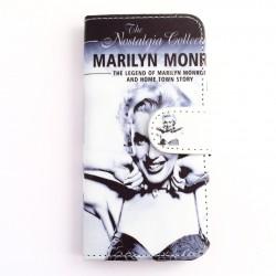 Oneplus 3 cover, Pung, Tegnebog  - Marilyn Monroe