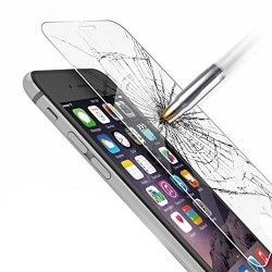 iphone 7 |Herdet glass screen protector film skjermbeskytte - billig og bra
