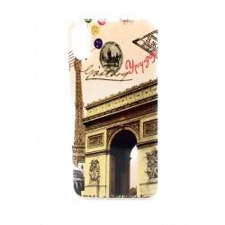 Honor 9 silicone case - Arch of Triumph